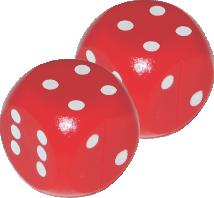 Kockice za dečje igre